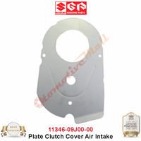 Plat Bak Cvt Asli Plate Clutch Cover Air Intake Suzuki Address Nex II