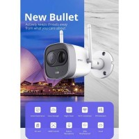 IMOU New Bullet 2MP HD 1080P Outdoor Wireless IP Camera Dual Antena