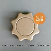 Handle Knob Putaran Reclining Jok Handel Mobil Toyota Innova 2012