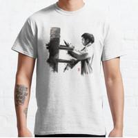 Kaos Wing Chun Wooden Dummy T-Shirt
