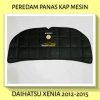 DAIHATSU XENIA 2012-2015 Peredam Panas Kap Mesin Mobil VTECH + Klip