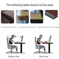 HOT Universal Rotating Computer Arm Rest Pad Ergonomic Adjustable PC