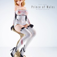 Azur Lane Prince of Wales The Laureate's Victory Lap 1/4 Scale Figure