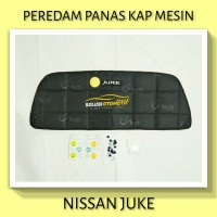 NISSAN JUKE Pelindung Peredam Panas Kap Mesin Mobil VTECH Bonus Klip