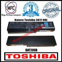 Batere Baterai Battery Laptop Toshiba C600 C640 L630 L6 XXVQ