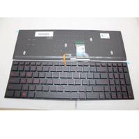 Keyboard ASUS ROG Strix GL702VT GL702VS GL702VM Black XXVQ