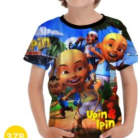 Baju Upin Ipin Baju Series Anak #378