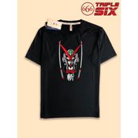 Kaos Tshirt Anime Gundam Astray Red Frame Samurai