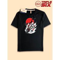 Kaos Tshirt Anime Astray Gundam Red Frame Japan