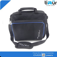 ^ Tas Travel Carry Case Storage Bag PS4 PRO Carrying Cotton Shoulder