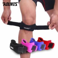 AOLIKES Pelindung Lutut Olahraga Knee Support Brace Wrap - A-7919