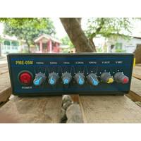 Anti feedback bisa langsung mic atau lewat mixer PME-05 ZQQQsx