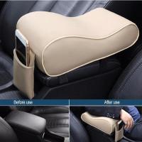 Cover Car Armrest / Bantal Siku Sandaran Tangan Mobil Kia Seltos