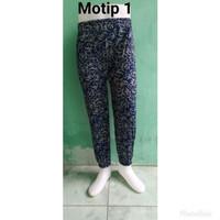 TRENDY Celana panjanc wanita jogger panjang jogger murah celana batik