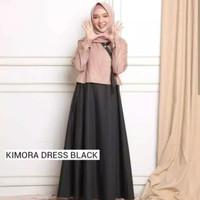 NEW Hanura maxy baju gamis pakaian wanita dress fashion muslim TRENDY