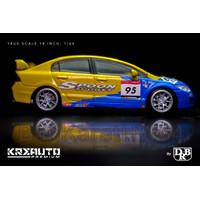 Ban Karet HW KREAUTO PREMIUM Series 1 Complete with DISKBRAKE 10mm