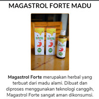 madu magastrol forte obat herbal radang infeksi luka asam lambung-A