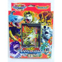 Best Seller Kartu Animal Kaiser Evolution 8 Dx - Merah