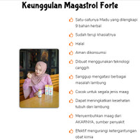 madu magastrol forte obat herbal asli infeksi luka asam lambung-A