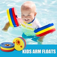 Makone Kids Arm Float Discs, Swim Arm Brand Set Swimming Armbands for