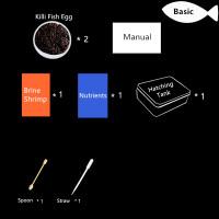 2020 Magic Soil + Water=Fishes Killifish caviar Killi fish Eggs soil
