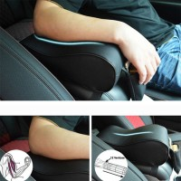 Bantal Sandaran Siku Tangan Hand Arm Rest Premium Mobil Yaris