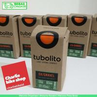 Ban Dalam TUBOLITO CX Gravel 700x30 sd 700x40 60mm presta