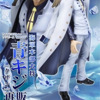 Portrait Of Pirates POP Neo-DX Figure 1/8 Aokiji (Re-Release)