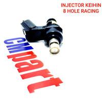 injektor revo fi blade fi supra x 125 fi lubang 8 injektor racing