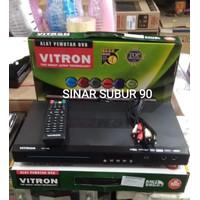 Big Promo Dvd player Vitron Dvd i-519R Alat pemutar Dvd usb