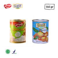 Longan in Syrup / Buah Kelengkeng Kaleng [565 gr]