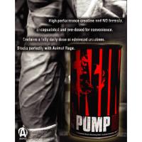 Universal - Animal Pump Pre Workout Citrulline Energy Power