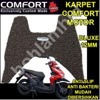 Karpet Motor BEAT STREET, BEAT ESP, BEAT FI, BEAT POP Comfort Bihun