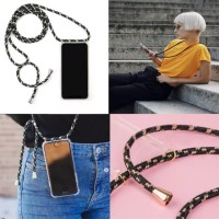 LANYARD CASE - SLING - ANTI CRACK FOR IPHONE 6 7 8 X XS 11 Pro Max