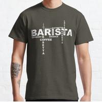 Kaos Barista T-Shirt