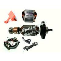 motor set armature stator GSB 13 RE original Bosch Order Now