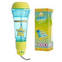 Echo Mic for Kids and Toddlers - Magic Microphone with Multicolored Fl