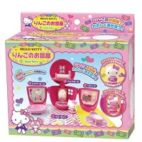 Marka (Maruka) Hello Kitty Apple House with Furniture and Clothes