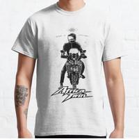 Kaos Africa Twin Motorbike Adventure T-Shirt