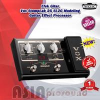 Efek Gitar Vox StompLab 2G SL2G Modeling Guitar Effect Processor