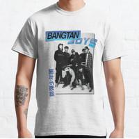 Kaos BTS - Bangtan Boys (90's Vintage T-Shirt) T-Shirt