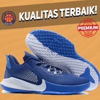 Sepatu Basket Sneakers Nike Kobe Mamba Fury Blue White Biru Putih