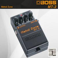 Boss MT-2 Guitar Metal Zone Effect MT 2 Efek Gitar MT2 Berkualitas