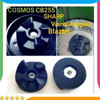 new Spare Part Blender SHARP Gear Karet MIX and BLEND Q64