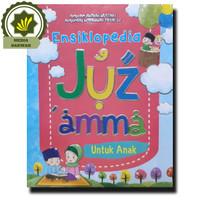 Buku Ensiklopedia Juz Amma untuk Anak Oleh Aminah Mustari