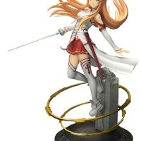 Kotobukiya Sword Art Online Asuna Aincrad ANI Statue Figure, Scale 1/8