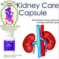 Kidney Care Capsule For Women Green World / Perawatan Ginjal / Obat Gi
