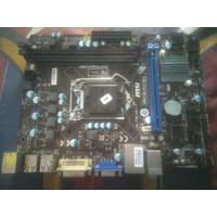 MOTHERBOARD MSI H61M P31 W8 QXsxVC