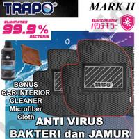 Karpet Mobil TRAPO Honda Brio / Brio Satya 2baris+bagasi Premium