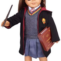 ebuddy Hermione Inspired Doll Clothes Outfits for American Girl Dolls
